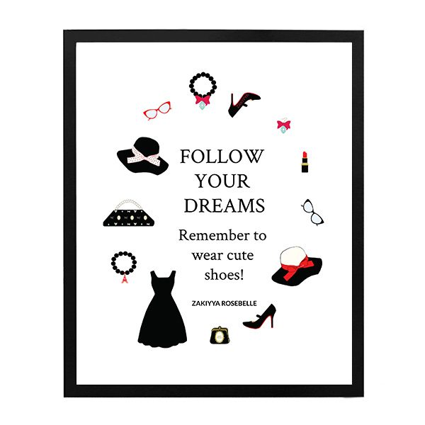 happy-rosy-day-follow-your-dreams-fashion-wall-art