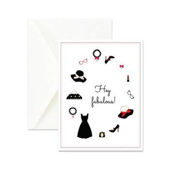 Fashion Birthday Card Archives Happy Rosy Day
