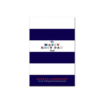 The Happy Rosy Day Book, Seaside: A Keepsake Gratitude Journal