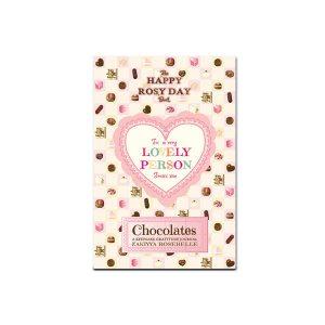 The Happy Rosy Day Book, Chocolates: A Keepsake Gratitude Journal
