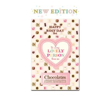 The Happy Rosy Day Book, Chocolates: A Keepsake Gratitude Journal