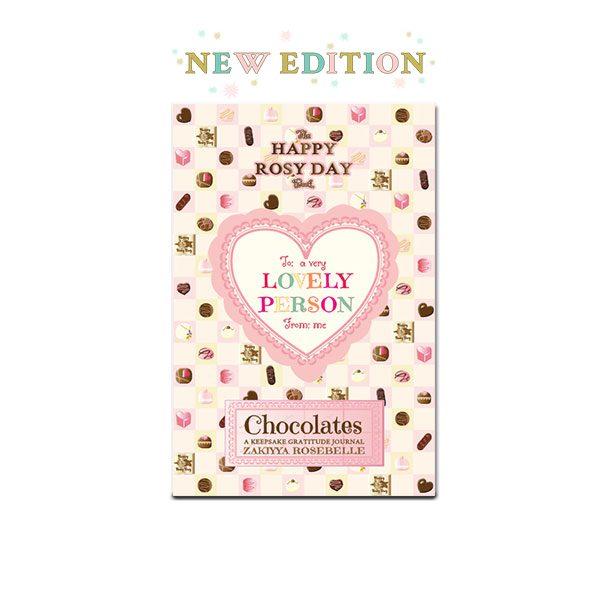 pink gratitude journal