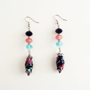 Jardin De Paris Earrings