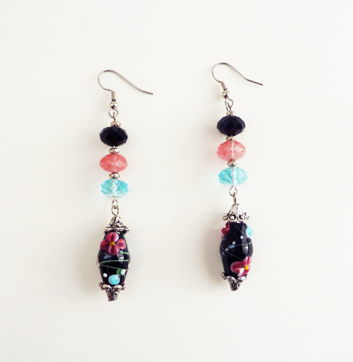 Jardin-De-Paris-Earrings-Happy-Rosy-Day
